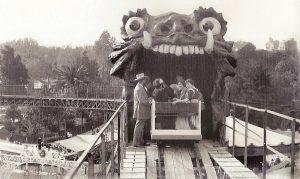 Parques de atracciones desaparecidos en Barcelona